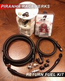 Piranha Racewerks Return Fuel System Kit